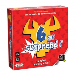 SIX QUI SURPREND