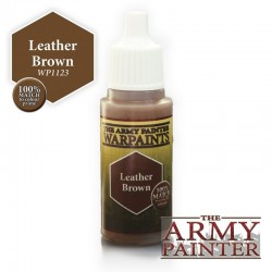 PEINTURE LEATHER BROWN - ARMY PAINTER