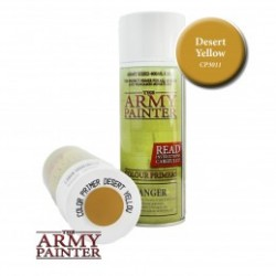 BOMBE COLOUR PRIMER DESERT YELLOW - ARMY PAINTER