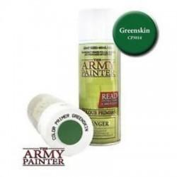 BOMBE COLOUR PRIMER GREENSKIN - ARMY PAINTER