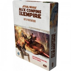 STAR WARS AUX CONFINS DE L'EMPIRE : KIT D'INITIATION