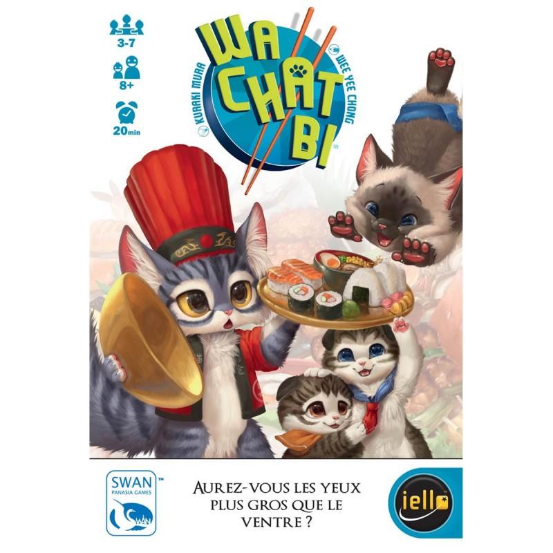 WA CHAT BI - Stop ou encore au pays des chats - TOFOPOLIS