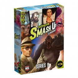 SMASH UP : SERIES B (EXT 3)