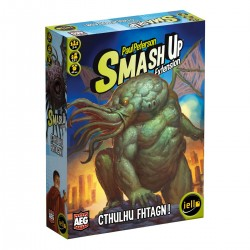 SMASH UP : CTHULHU FHTAGN ! (EXT 2)
