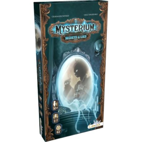 MYSTERIUM - EXT SECRET AND LIES
