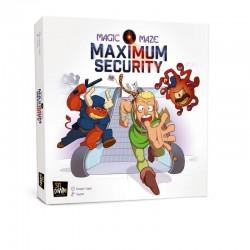 MAGIC MAZE : MAXIMUM SECURITY