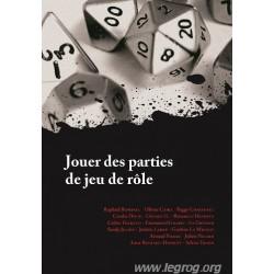 JOUER DES PARTIES DE JEU DE ROLE