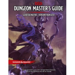 DUNGEONS & DRAGONS : DUNGEON MASTER'S GUIDE V5 VF