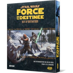 STAR WARS : FORCE ET DESTINEE : KIT D'INITIATION