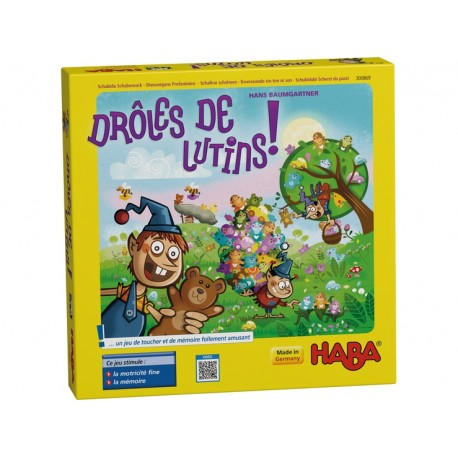 DRÔLES DE LUTINS