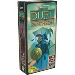 7 WONDERS DUEL - EXT PANTHEON