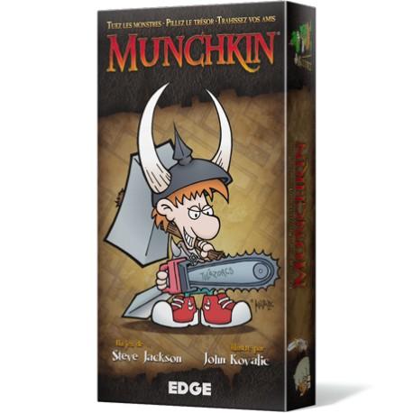 MUNCHKIN SECONDE EDITION