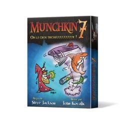 MUNCHKIN 7 - OH LE GROS TRICHEUUUUUUR !