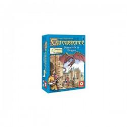 CARCASSONNE - EXT3 PRINCESSE ET DRAGON