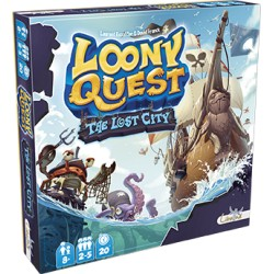 LOONY QUEST- EXT LOST CITY