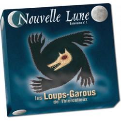 LOUPS-GAROUS - EXT NOUVELLE LUNE