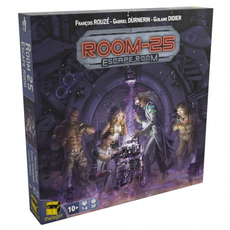 ROOM 25 ESCAPE ROOM