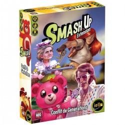 SMASH UP : CONFLIT DE GENERATION (EXT)
