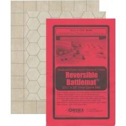CHESSEX REVERSIBLE BATTLEMAP 60X66cm