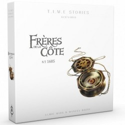 TIME STORIES : FRERES DE LA COTE