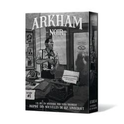 ARKHAM NOIR - 1 - LES MEUTRES DU CULTES DES SORCIERES