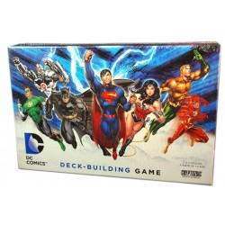 DC DECK BUILDING GAME (VF)