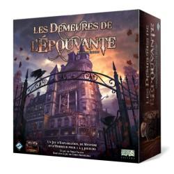 LES DEMEURES DE L'EPOUVANTE 2eme EDITION