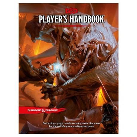 DUNGEONS & DRAGONS :PLAYERS HANDBOOK English
