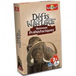 DEFIS NATURE - ANIMAUX PREHISTORIQUES