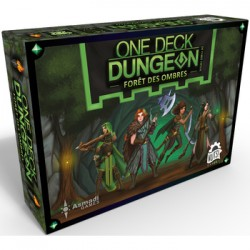 ONE DECK DUNGEON - FORET DES OMBRES
