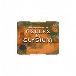 TERRAFORMING MARS Ext Hellas & Elysium