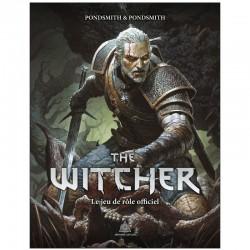 THE WITCHER - le jeu de rôle
