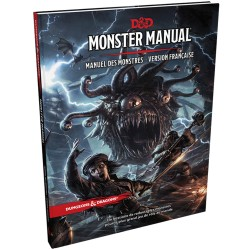DUNGEONS & DRAGONS : MONSTER MANUAL VF