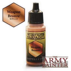 PEINTURE WEAPON BRONZE - ARMY PAINTER
