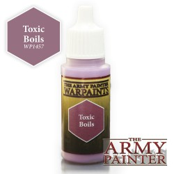 PEINTURE TOXIC BOILS - ARMY PAINTER