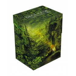 UG Basic Deck Case 80+ Lands Edition II Forêt