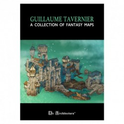 GUILLAUME TAVERNIER A COLLECTION OF FANTASY MAPS
