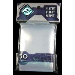 FFG : 50 sleeves Gris Standard (63,5 x 88 mm)