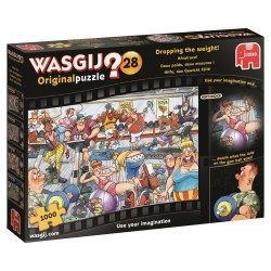 Puzzle Wasgij Mystery 28 : 1000 pc