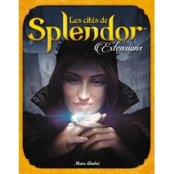 SPLENDOR - EXT CITIES OF SPLENDOR