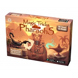 Magic trick of the Pharaohs