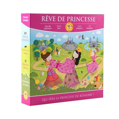 REVE DE PRINCESSE