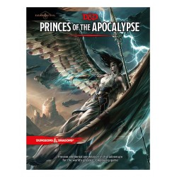 Dungeons & Dragons RPG Adventure Elemental Evil - Princes of the Apocalypse *ANGLAIS*