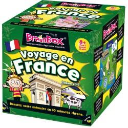 BRAIN BOX VOYAGE EN FRANCE