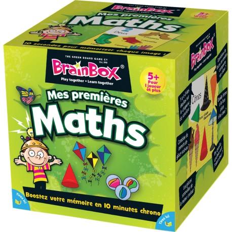 BRAIN BOX MES PREMIERES MATHS