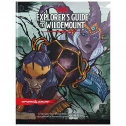 DUNGEON & DRAGON : Explorer's Guide to Wildemount EN