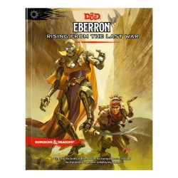 Dungeons & Dragons : Eberron Rising from Last War EN