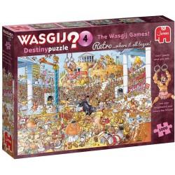 Puzzle 1000 pièces - Destiny Puzzle Retro