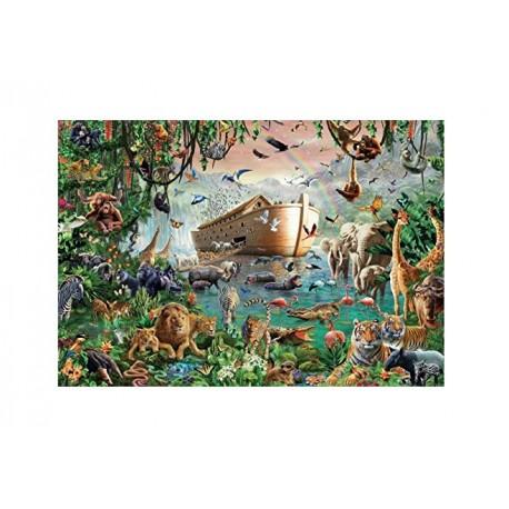 Puzzle 3000 pièces - Arche de noé