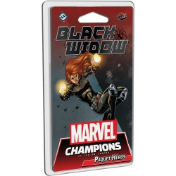 MARVEL CHAMPIONS ext BLACK WIDOW